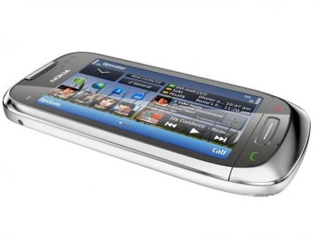 Nokia C7 Снимка