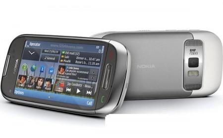 Nokia C7 Снимки