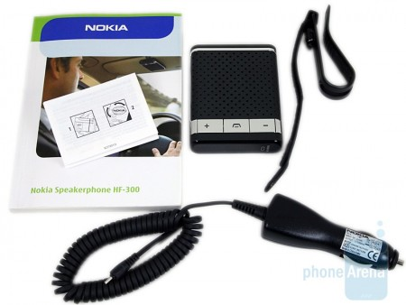 Bluetooth Nokia HF-300