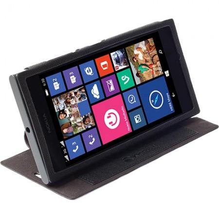 Снимки на Nokia Lumia 730/ 735 Krusell Malmo Flip Case