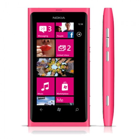 Снимки на Nokia Lumia 800