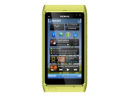 Цена на Nokia N8
