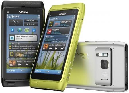 Цена Nokia N8