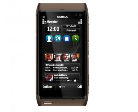 Снимки на Nokia N8