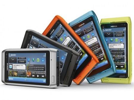 Снимка на Nokia N8