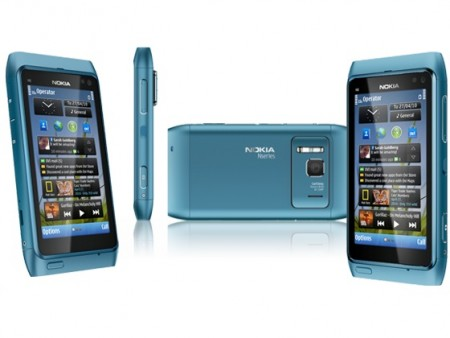 Nokia N8 Снимка