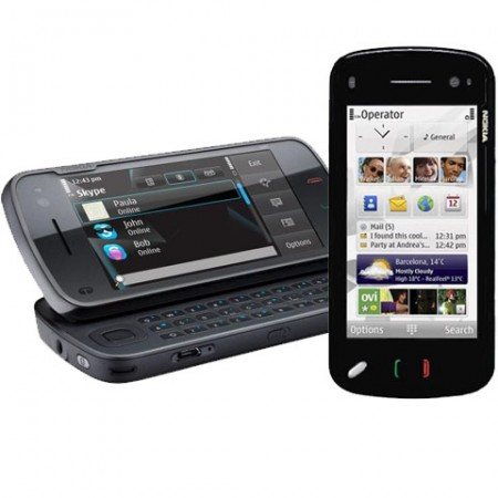 Nokia N97 Mini Navi Edition