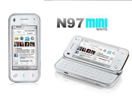Снимки на Nokia N97 Mini Navi Edition