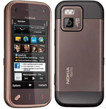 Снимка на Nokia N97 Mini Navi Edition