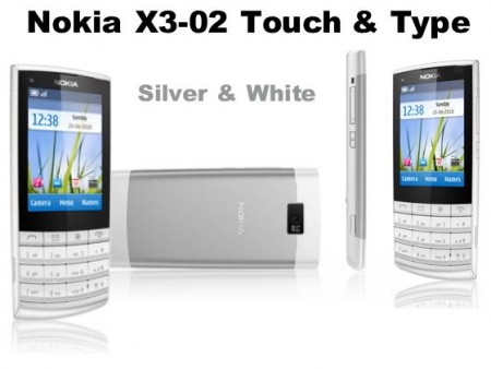 Снимки на Nokia X3-02 Touch and Type
