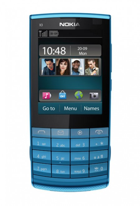Снимка на Nokia X3-02 Touch and Type