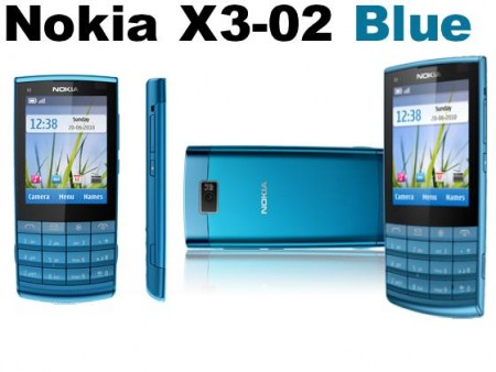 Nokia X3-02 Touch and Type Снимка