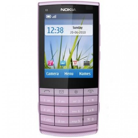 Nokia X3-02 Touch and Type Снимки
