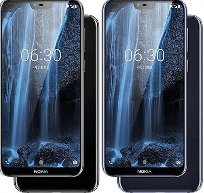 Цена на Nokia X6 2018