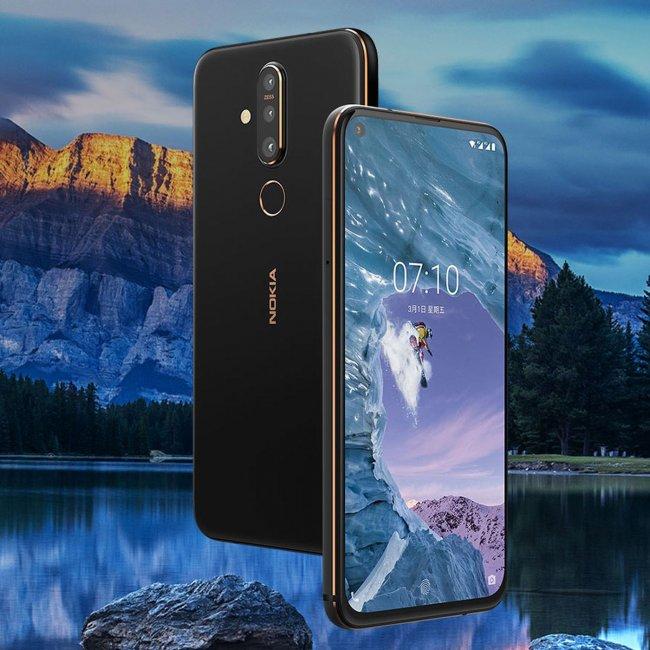 Nokia X71 Dualsim