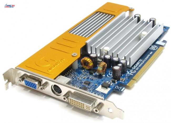 Цена на nVIDIA GeForce 6200 128MB