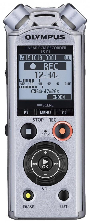 Цифров диктофон Olympus LS-P1 LineArt PCM Recorder