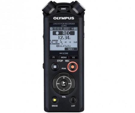 Цифров диктофон Olympus LS-P2 LineArt PCM Recorder