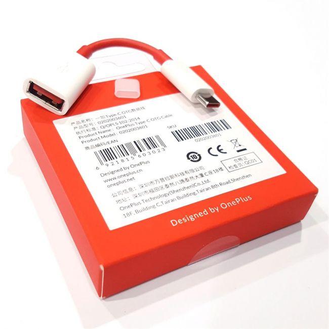 Кабел OnePlus Dash power Type -C OTG Cable- Оригинален