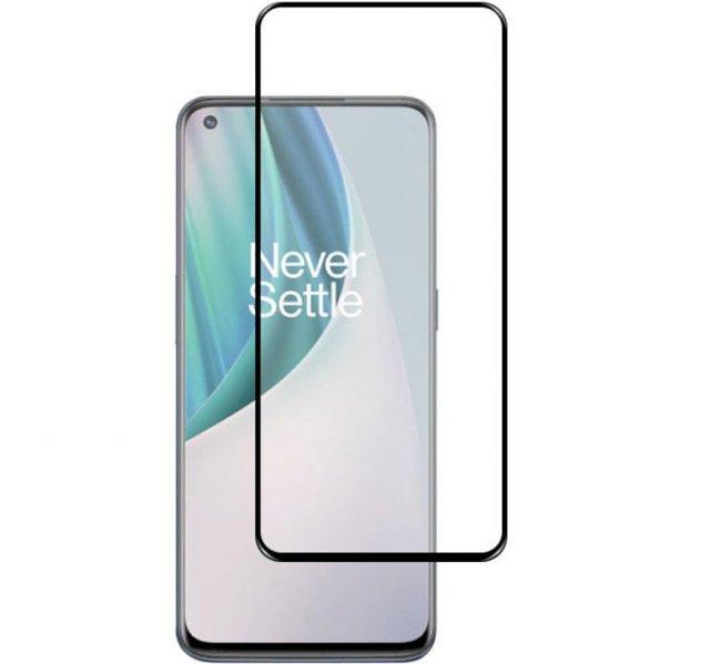 Стъклен Протектор за мобилен телефон OnePlus Nord N10 5G 9D Tempered Glass