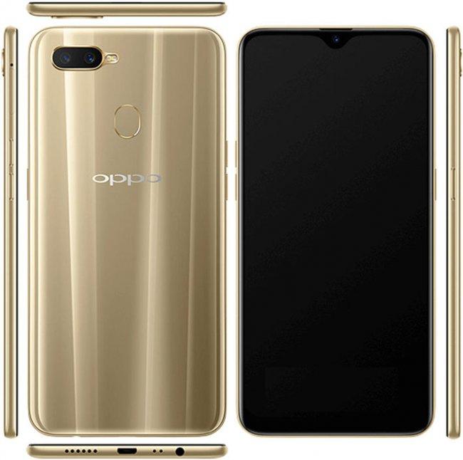 Смартфон Oppo A7 Dual