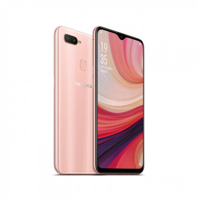 Oppo A7 Dual