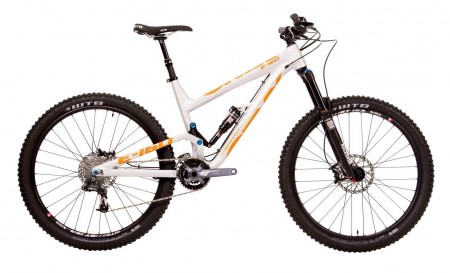 Велосипед ORYX E-160 160mm 27.5 10spd TUBELESS