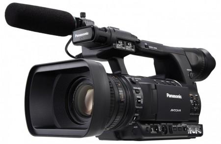 Професионална видеокамера Panasonic AG-AC160AEJ