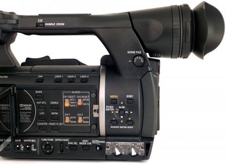 Снимки на Panasonic AG-AC160AEJ