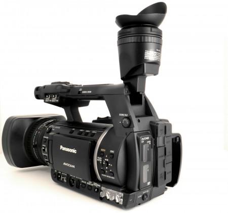 Panasonic AG-AC160AEJ Снимки