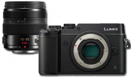 Фотоапарат Panasonic DMC GX8+обектив Panasonic 12-35mm AEG-K
