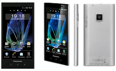 GSM Panasonic Eluga
