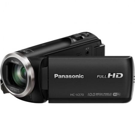 Любителска видеокамера Panasonic HC V270