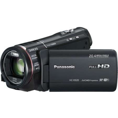 Любителска видеокамера Panasonic HC X920