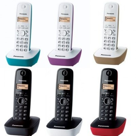 Стационарен телефон Panasonic KX-TG1611
