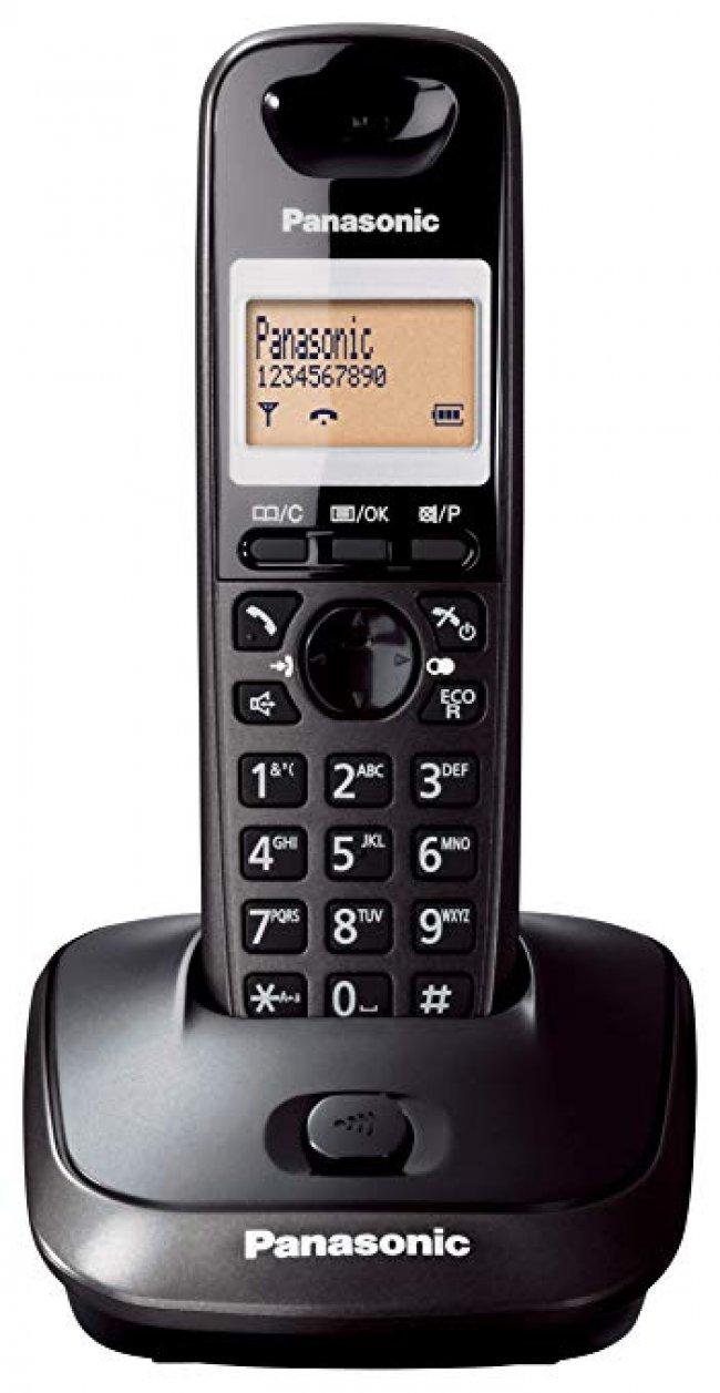 Стационарен телефон Panasonic KX-TG2511