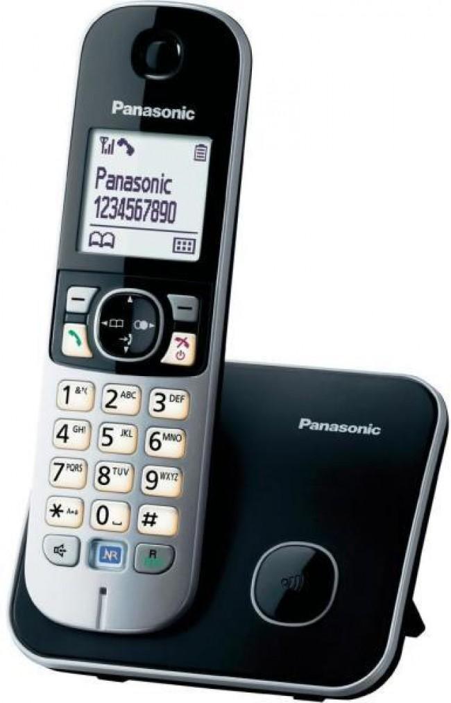 Стационарен телефон Panasonic KX-TG6821