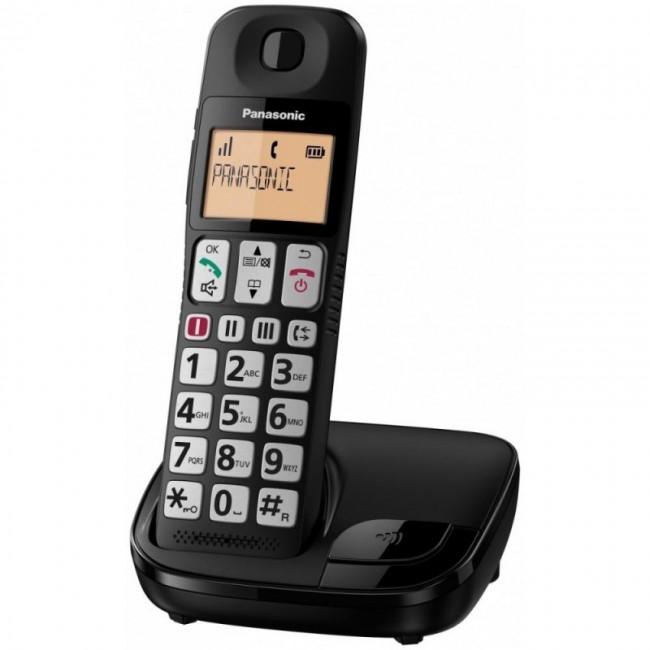 Стационарен телефон Panasonic KX-TGЕ110