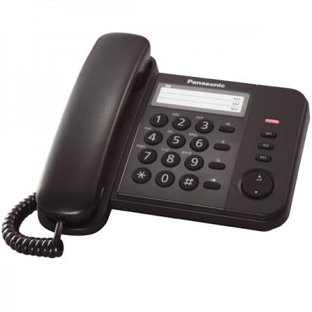 Стационарен телефон Panasonic KX TS520