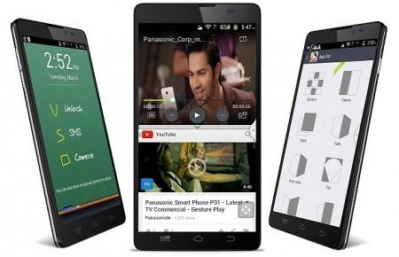 Смартфон Panasonic P81 Dual SIM