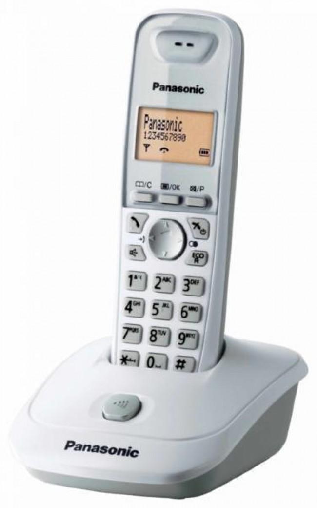 Стационарен телефон Panasonic Panasonic KX-TG2511