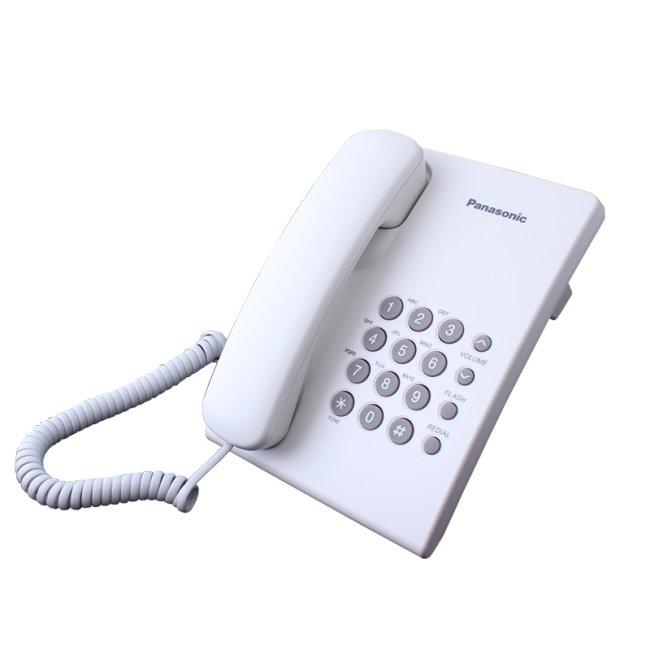 Стационарен телефон Panasonic TS 500