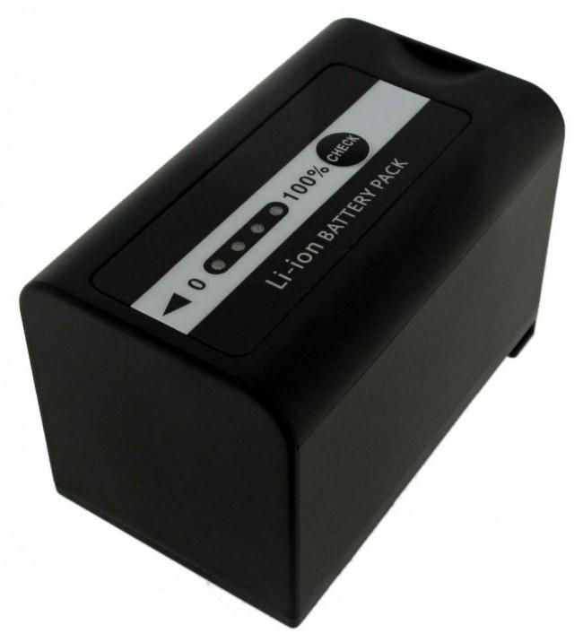 Батерия Panasonic VW-VBD58 Hi Copy