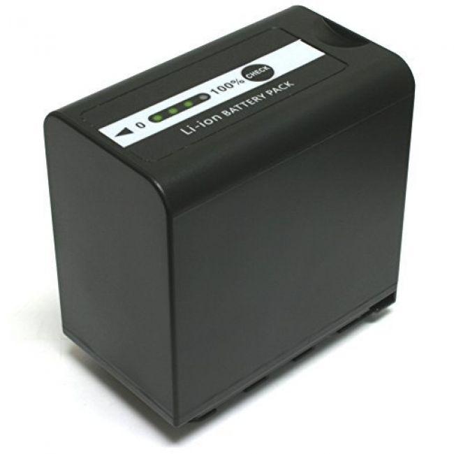 Батерия Panasonic VW-VBD78 Hi Copy