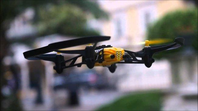 Цена на Parrot мини дрон Airborne Cargo Travis