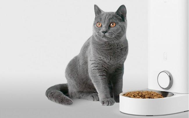 PetKit Fresh Element Mini smart food dispenser (WIFI)- Хранилка за домашни любимци