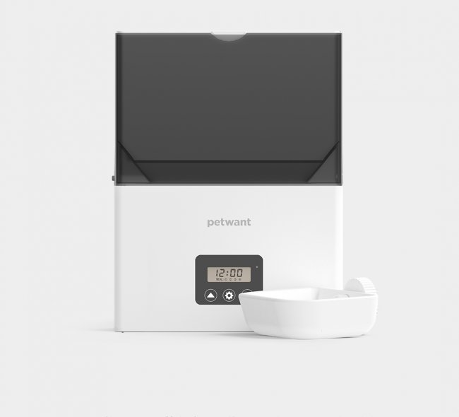 PetWant F4 automatic food dispenser- Автоматична хранилка за домашни любимци