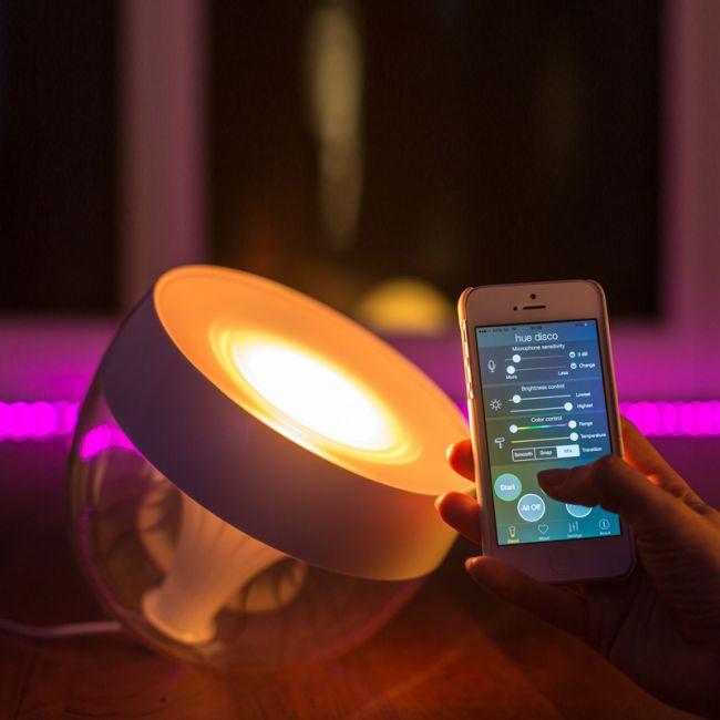 Настолна лампа Xiaomi Philips HUE Настолна лампа IRIS 10W