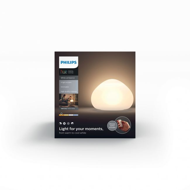 Philips HUE WELLNER Table Lamp