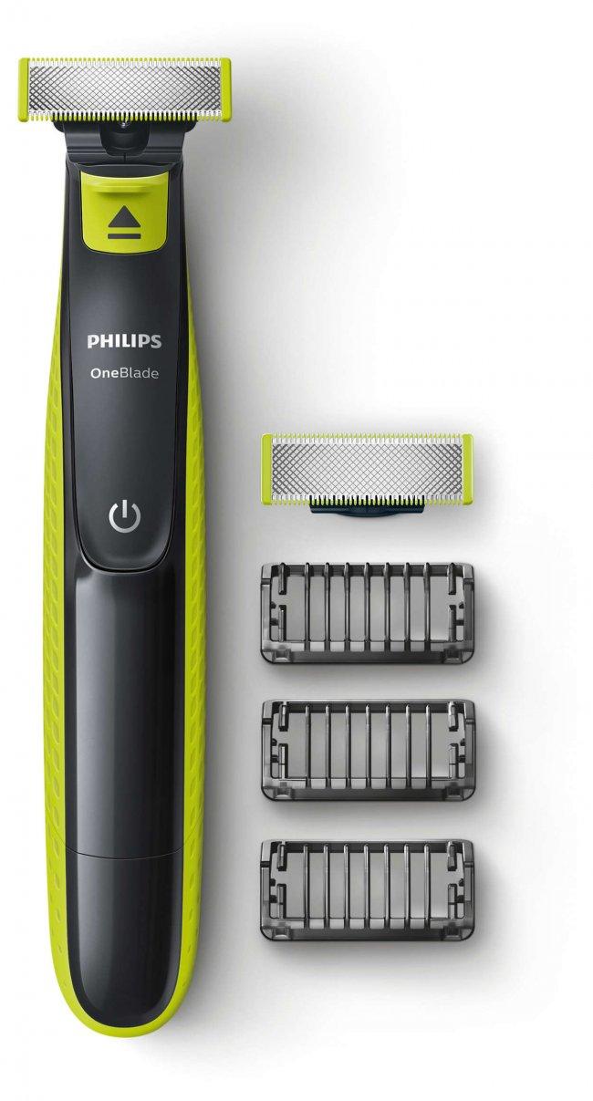 Тример за тяло Philips QP2520/30 OneBlade
